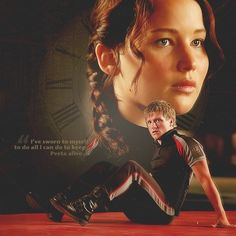 | To keep Peeta alive. | One of my faves....