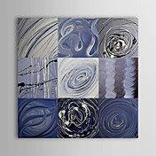 Hand geschilderd olieverfschilderij Abstract ... – EUR € 74.24