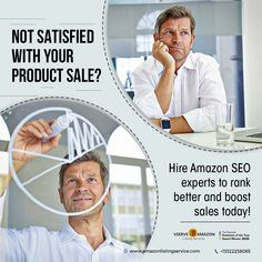 Do you feel that you're getting lost in the Amazon crowd? How to get started and step ahead of your competition? Our experienced team of Amazon SEO experts helps you form a custom marketing strategy to beat your competition, maximize your profit, and get the most out of your investment. #AmazonSEO #AmazonExperts #OnlineStoreOptimization #ProductDescriptionWriting #AmazonSeller #AmazonCopywriting #ProductRankings #AmazonSEOService #eCommerceSEO #ProductsOptimization Writing Services, Seo Services, Amazon Seo, Ecommerce Seo, Amazon Seller, Copywriting, Crowd, Competition, Investing