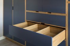 plywood bedroom furniture. Bedroom Show Michel  Wardrobe made from oak veneered Finnish birch ply with