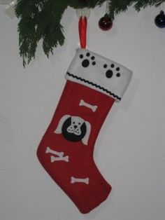 Christmas socks ( red with white edges )