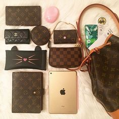 Lv Handbags, Louis Vuitton Handbags, Louis Vuitton Monogram, My Style, Pattern, Stuff To Buy, Women, Fashion, Bags