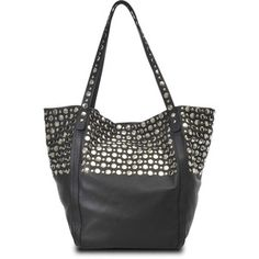Sonia Rykiel Domino tote.  This was a major investment.  It's veeery heeeavy.