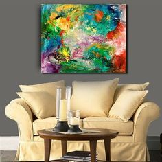 'CELEBRATION' - Acrylic on Canvas/ Now on Sale