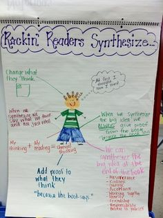 Synthesizing Activities - Mr. Bonasera's Classroom Web Site