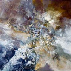 """Saatchi Online Artist Anna Warsop; Painting, """"Enclave"""" #art"""