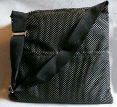 gk kreativ: Tasche aus Anti Rutsch Matte Upcycle, Backpacks, Bags, Upcycling Ideas, Hand Crafts, Sewing Patterns, Tutorials, Breien, Dime Bags