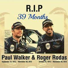 #paulwalker #rogerrodas - Toñi (@paulwwalkerpablo)