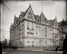 Dakota Apartment House, New York, N.Y.