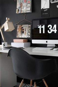 Beau The Best Home Office Decor Inspirations For Your Industrial Home Interior  Design | Be Inspired Www.vintageindustrialstyle.com | Vintage Industrial  Style ...