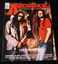 Aardschok Nr.12 December 2005 | Music magazines | Disc-records
