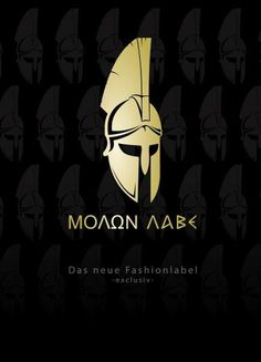 """Molon labe, lit. """"come and take"""", is a classical expression of defiance reportedly spoken by King Leonidas I in response to the Persian army's demand that the Spartans surrender their weapons at the Battle of Thermopylae. Wikipedia"""