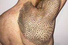 Modern tatoo #GeometricTatoo