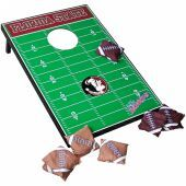 NCAA Florida State Seminole Chief Bean Bag Tailgate Toss by Tailgate Toss #UltimateTailgate #Fanatics
