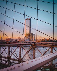 Manhattan Bridge, Brooklyn Bridge, Boogie Down Productions, Travel, Instagram, Viajes, Traveling, Trips, Tourism