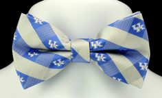 New University of Kentucky Wildcats Plaid Mens Bow Tie Adjustable College Bowtie #EaglesWings #BowTie