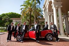 When you get married at #TheBreakers, this is how you roll...