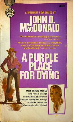 Travis heads west where presumably the sunsets on the prairie read purplish. A great series with great writing and  vivid descriptions and characters.