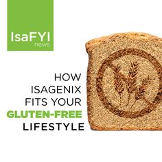 New to living a gluten-free lifestyle? You're not alone. In fact, more and more people are seeing the need to avoid gluten. Others simply have no choice due to their allergies, sensitivities, or intolerances to gluten. Regardless of why you are choosing to drop gluten, Isagenix has several gluten-free options you can enjoy daily.