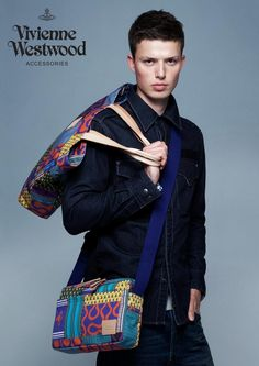 Louis Galloway for Vivienne Westwood Accessories Fall Winter 2012