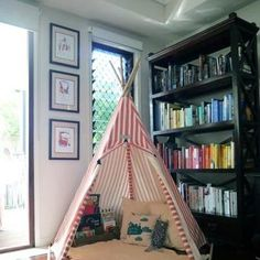 kids library within the library, love it!