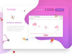Kids Learning Homepage