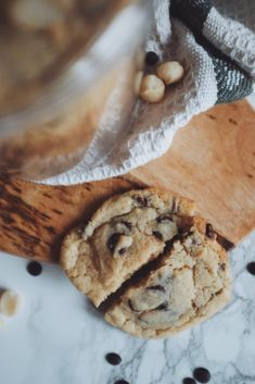 Cookies like from Subway - simple, fast and delicious Easy Bread Recipes, Easy Cookie Recipes, Healthy Dessert Recipes, Baking Recipes, Sweet Recipes, Desserts, Churro, Homer Simpson, Crack Crackers