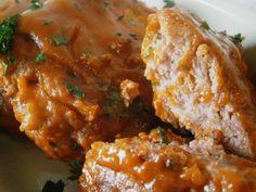 Porpetone Italiano, almôndegas italianas, italian meatballs. Receita em www.pimentadoce.net