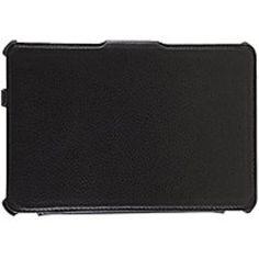 i-Blason NEXUS7-HEATED-BLACK Book Shell Stand Case for Google Nexus 7 - Stylus Black