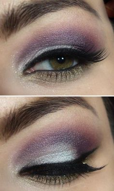 Urban Decay UD Oz Glinda tutorial. Love love LOVE!!!