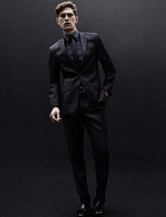 Mathias Lauridsen by Daniel Jackson for Calvin Klein