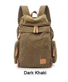 Women Rucksack Laptop Backpacks Casual Vintage Canvas Backpack School Bag  Men Travel Bags Large Capacity Travel Classic Bag a4d0c9dfc0c89