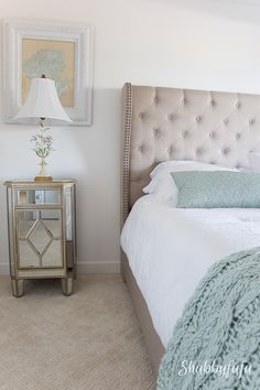 Beach Guest Room Reveal And A $500 Giveaway For You - Shabbyfufu