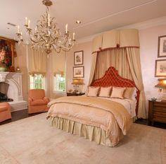 Universal Beauty Master Bedroom - traditional - bedroom - dallas - Gibson Gimpel Interior Design