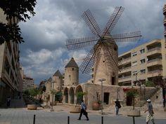 Centre històric de Palma de Maiorca