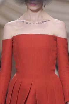 Christian Dior Spring 2018 Couture by Maria Grazia Chiuri