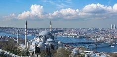 La rédaction d'Algérie Mariage vous donne 10 bonnes raisons pour découvrir Istanbul en lune de miel!