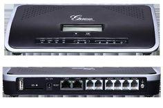 UCM6104 innovative IP PBX appliance