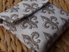 Mini Cloth Envelope System with 8 envelopes by JessJPHomemade