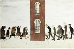 Laurence Stephen Lowry, Meeting point
