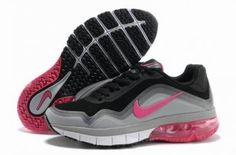 on sale 50893 6400b Nike Air Max 180 TR Gimnasio negro  rosa  gris httpwww