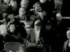 Newsreel Highlights of John F. Kennedy's Inauguration, Friday, January 20, 1961