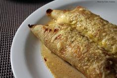Panqueca de frango com alho-poró Chef Taico, French Toast, Cooking, Breakfast, Ethnic Recipes, Youtube, White Meat, Sage Kitchen, New Recipes