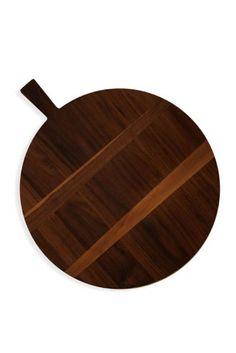 French cutting board in Walnut - beautiful wedding gift idea. Handmade in Vermont