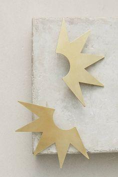 Slide View: 1: Selene Post Earrings