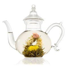 persian glass teapot by the exotic teapot | notonthehighstreet.com