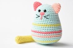 Egg-shaped cat | lilleliis