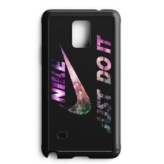 Nike Just Do It Colorfull Samsung Galaxy Note Edge Case