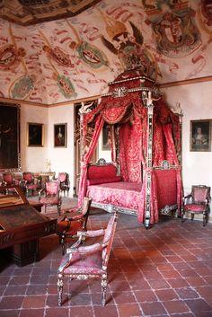 Masino Castle Piemonte, Italy