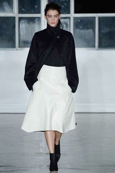 Zero   Maria Cornejo Fall 2014 RTW - Runway Photos - Fashion Week - Runway, Fashion Shows and Collections - Vogue